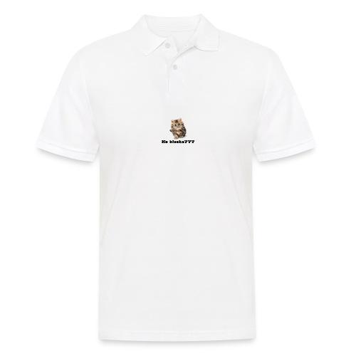 No block kitten - Poloskjorte for menn