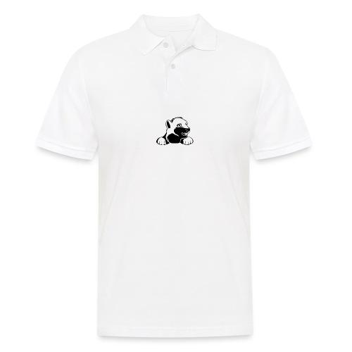 ijsbeer shirt - Mannen poloshirt