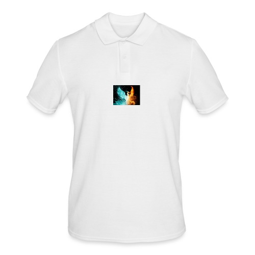 Elemental phoenix - Men's Polo Shirt