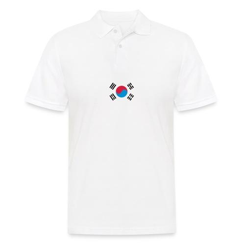 South Korea - Mannen poloshirt