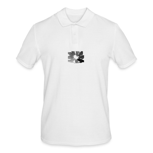 Ein Zeichen setzen - Männer Poloshirt
