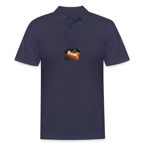 № 3 [somnium] - Men's Polo Shirt
