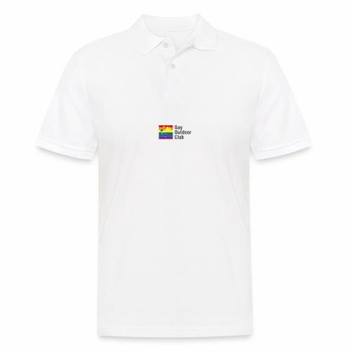 GOC Logo Black Text - Men's Polo Shirt