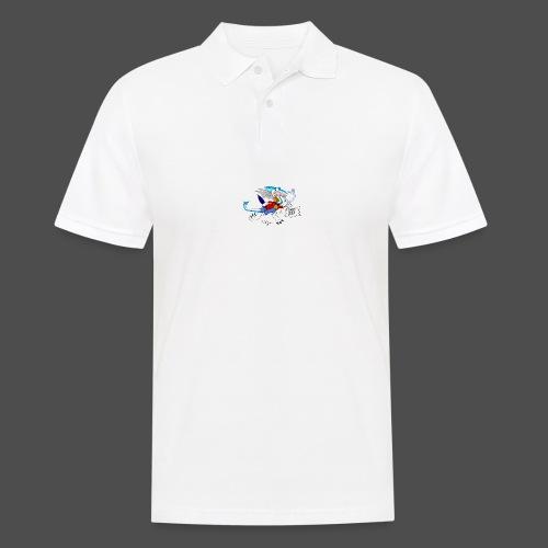 BiancoDrago Nix - Polo da uomo