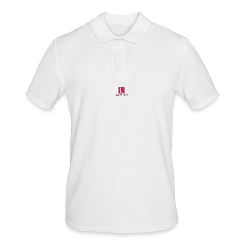 laughterdown official - Men's Polo Shirt