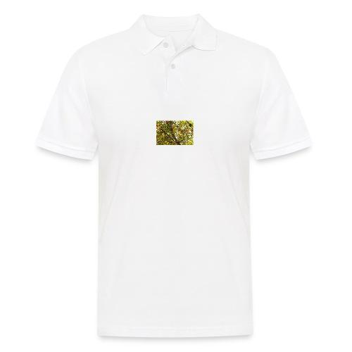 kersenboom afdruk/print - Mannen poloshirt