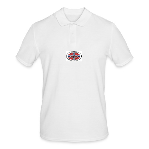 SHOC Norway Patch jpg - Poloskjorte for menn
