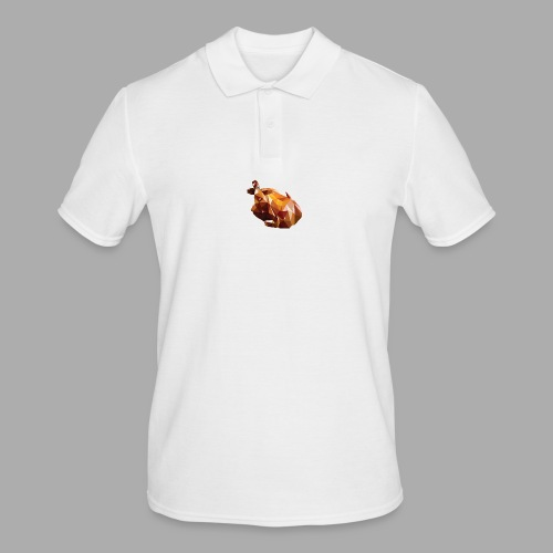 Turkey polyart - Men's Polo Shirt