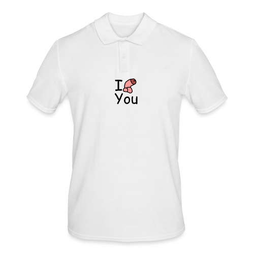 I dong you cup - Men's Polo Shirt