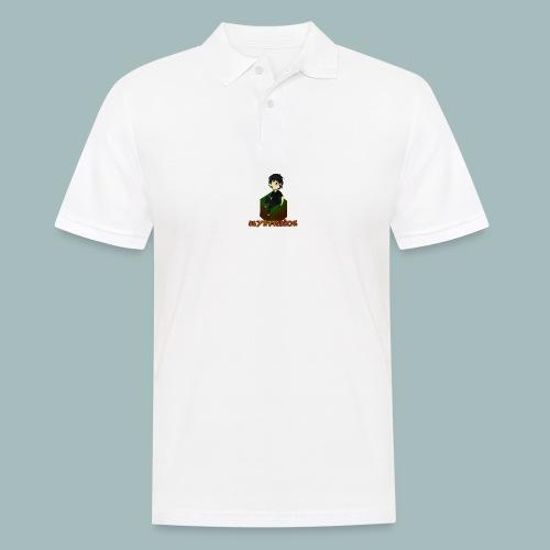 Mystudios Kissen - Männer Poloshirt