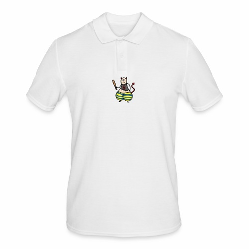 Devil No Touchies Charlie - Men's Polo Shirt