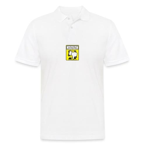 Good Work More Work - Men's Polo Shirt