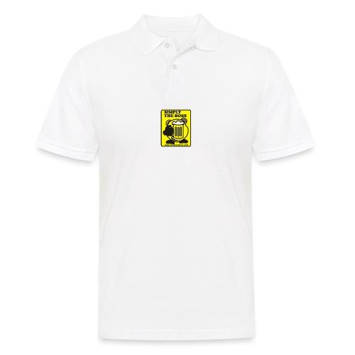 Simply the Boss - Men's Polo Shirt