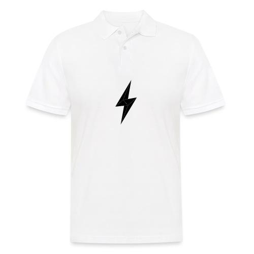 berner tech logo - Männer Poloshirt