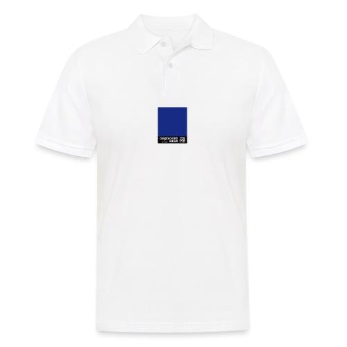 Square Navi - CMYK Collection - Männer Poloshirt