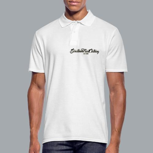 SixteenFootClothing EST 2018 - Men's Polo Shirt