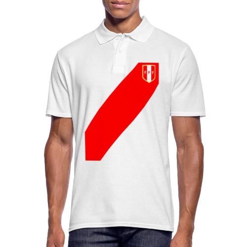Seleccion peruana de futbol - Männer Poloshirt