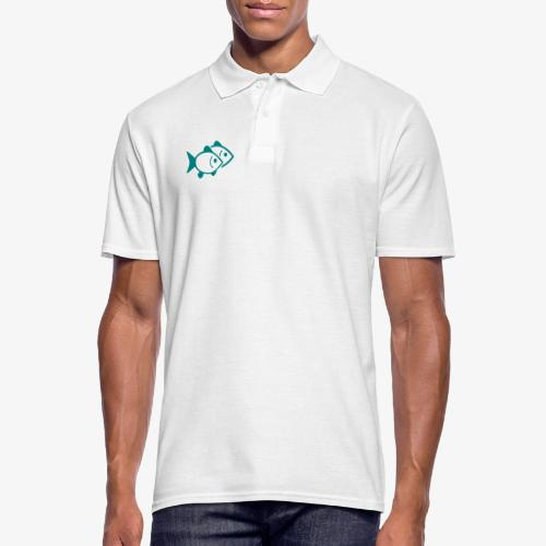 poissons - Polo Homme