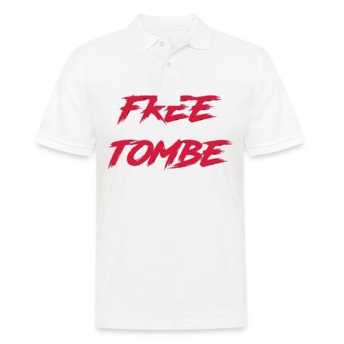 FREE TOMBE AI - Männer Poloshirt