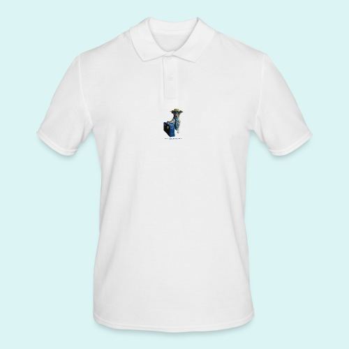 The Traveling Dog - Men's Polo Shirt
