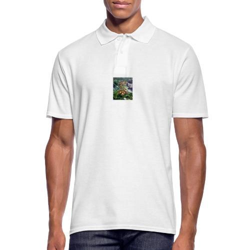 Primel - Männer Poloshirt