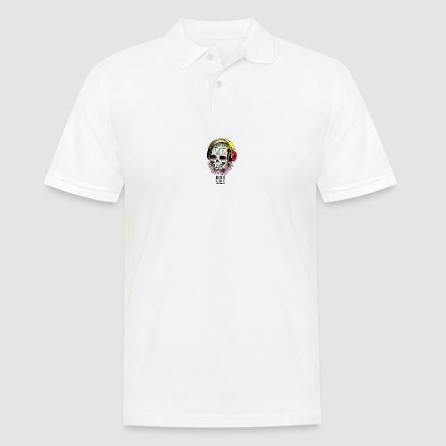 smiling_skull - Men's Polo Shirt