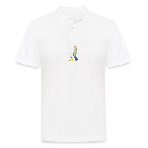 tissekopp farge - Poloskjorte for menn