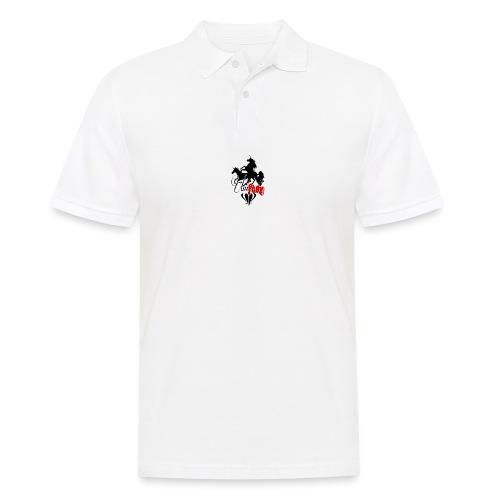 Uniporn - Männer Poloshirt