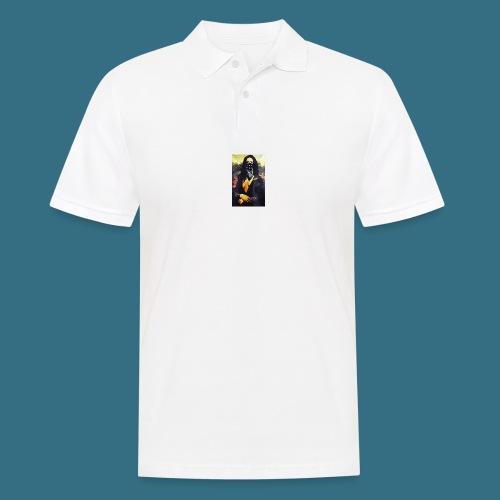 Mona Lisa Gangsta - Koszulka polo męska