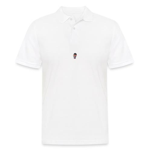 Angry Granny T-shirt - Männer Poloshirt