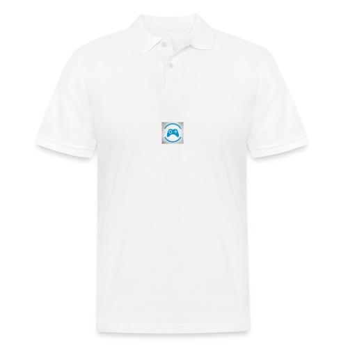 mijn logo - Mannen poloshirt