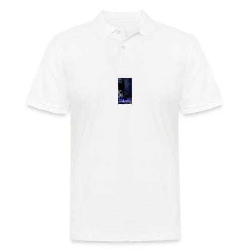 Hyperspace potato Flame Phone case - Men's Polo Shirt