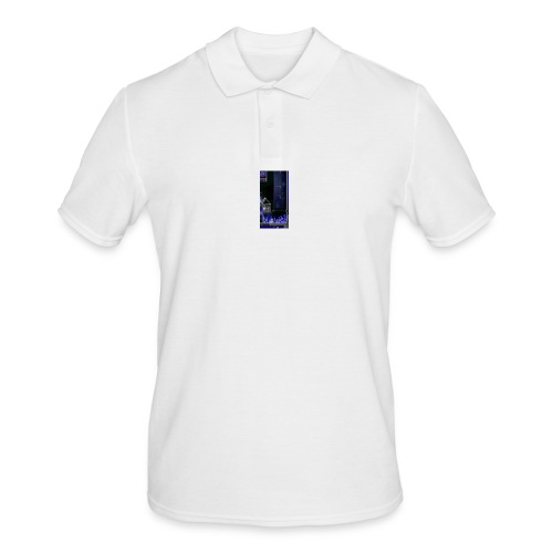 Hyperspace potato Flame Phone case - Men's Polo Shirt