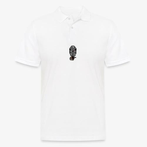 I'm with Cylon - Poloskjorte for menn