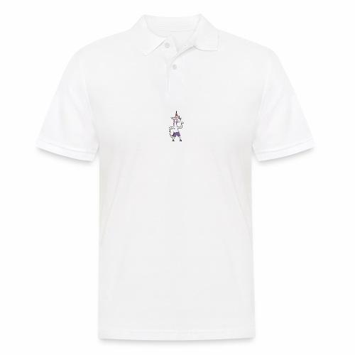 Fitcorn - das sportliche Einhorn - Männer Poloshirt