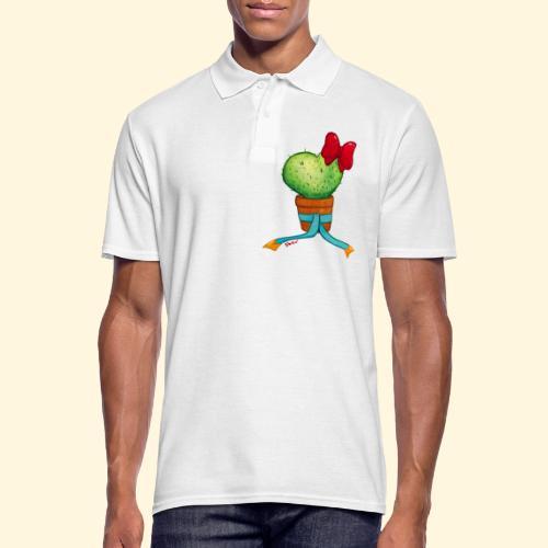 Cactus Coeur - Polo Homme