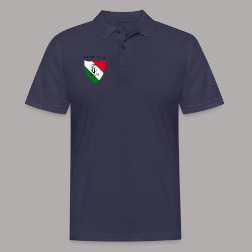 Wappen Struthonia (vorne) - Männer Poloshirt