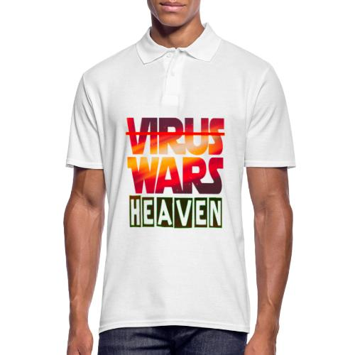HEAVEN WARS - Polo Homme