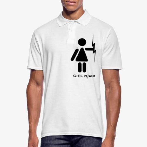 GP - Koszulka polo męska