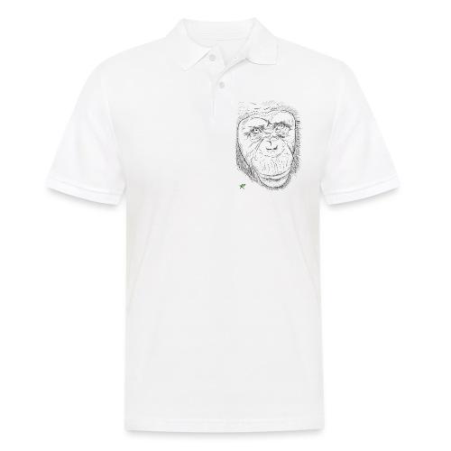 Scimpanzè - Polo da uomo