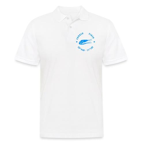Vorren Logo MODERN [Blue] - Pikétröja herr
