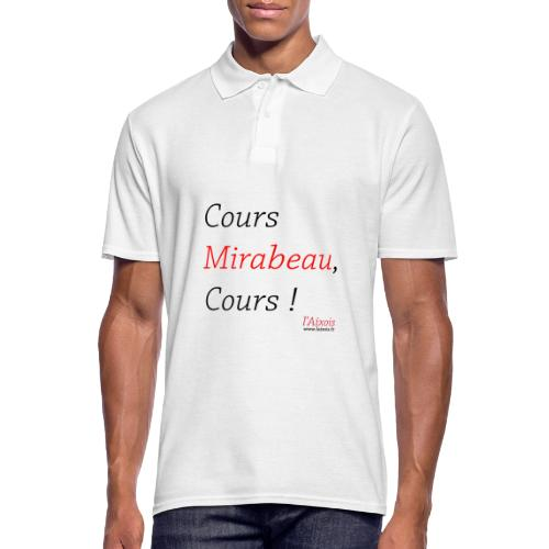 COURS MIRABEAU - Polo Homme