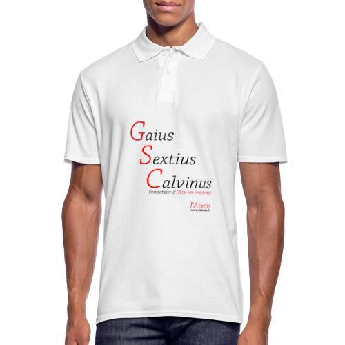 Gaius Sextius Calvinus - Polo Homme