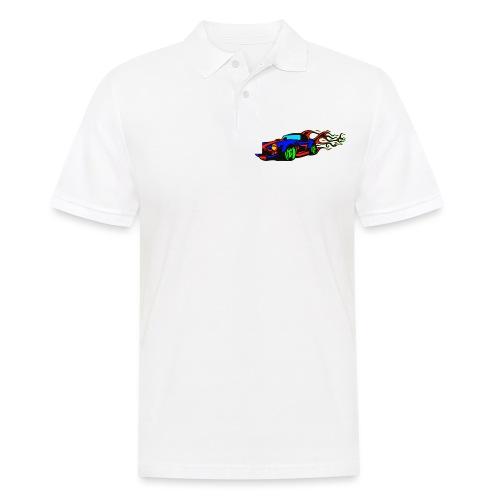 auto fahrzeug tuning - Männer Poloshirt