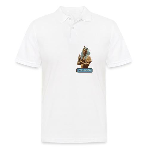 Echnaton – Sonnenkönig von Ägypten - Männer Poloshirt