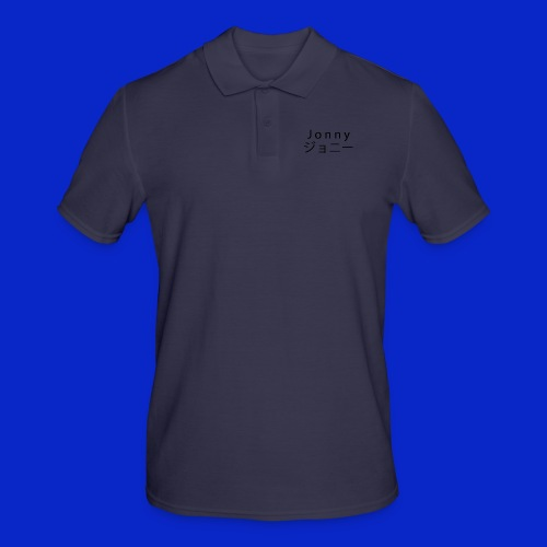 J o n n y (black) - Men's Polo Shirt
