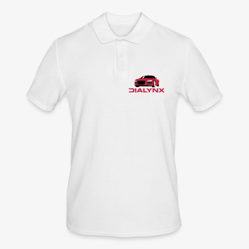 Dialynx Logo - Men's Polo Shirt