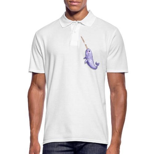 Narwal - Männer Poloshirt