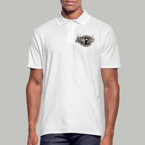 WienerWildBeard LOGO-PRINT 2020 - Männer Poloshirt