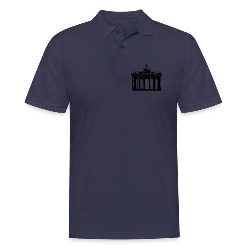 Brandenburger Tor - Männer Poloshirt